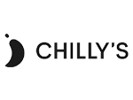 Logotipo de botellas chillys